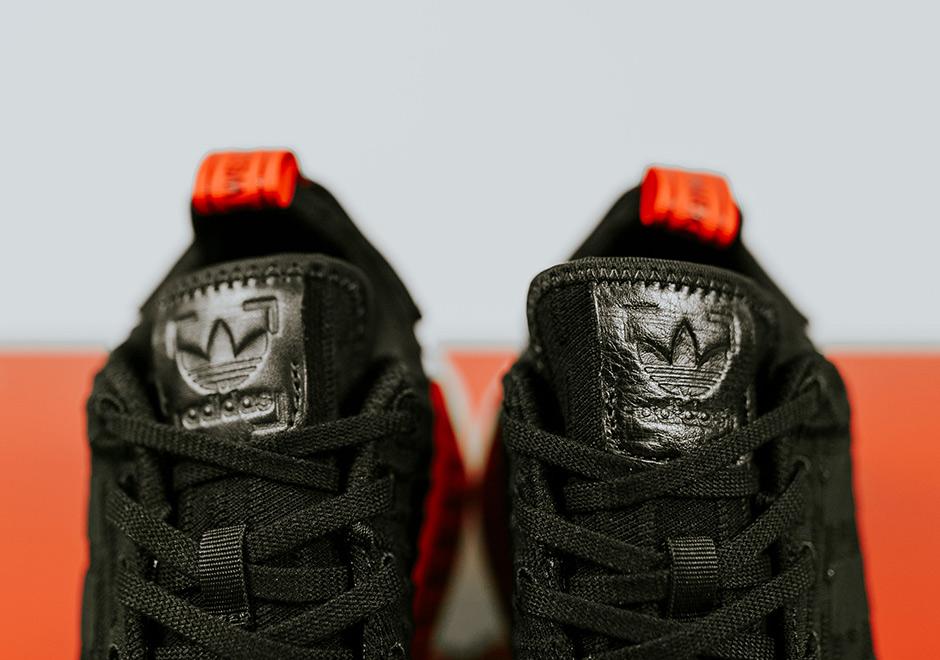 adidas shoes nmd r2 mens primeknit core black adidas nmd r2 pk mens