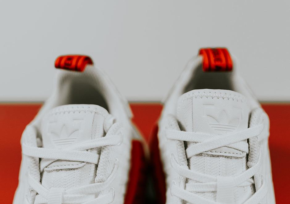 Provide Adidas NMD R1 Red Black Mens Adidas NMD Sneakers at