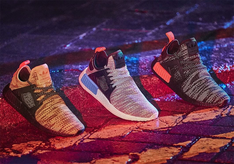sneakers for cheap e7d58 4b0a0 It looks like some more adidas NMD colorways have shown up that are  exclusive to Europe, as Foot Locker EU just dropped these three hot looks  for the NMD ...