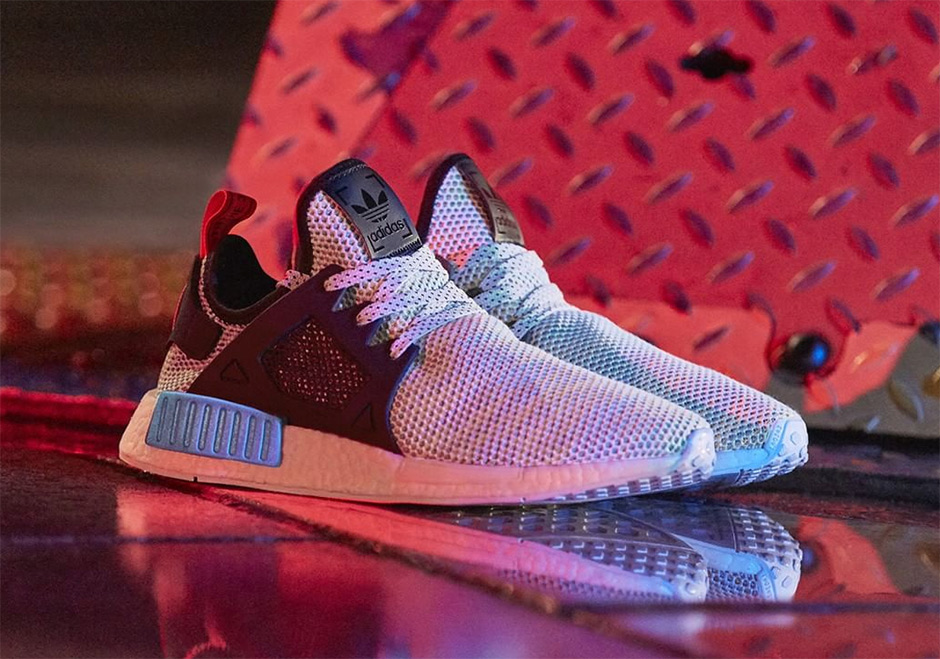 Women Red NMD XR1 Shoes adidas US