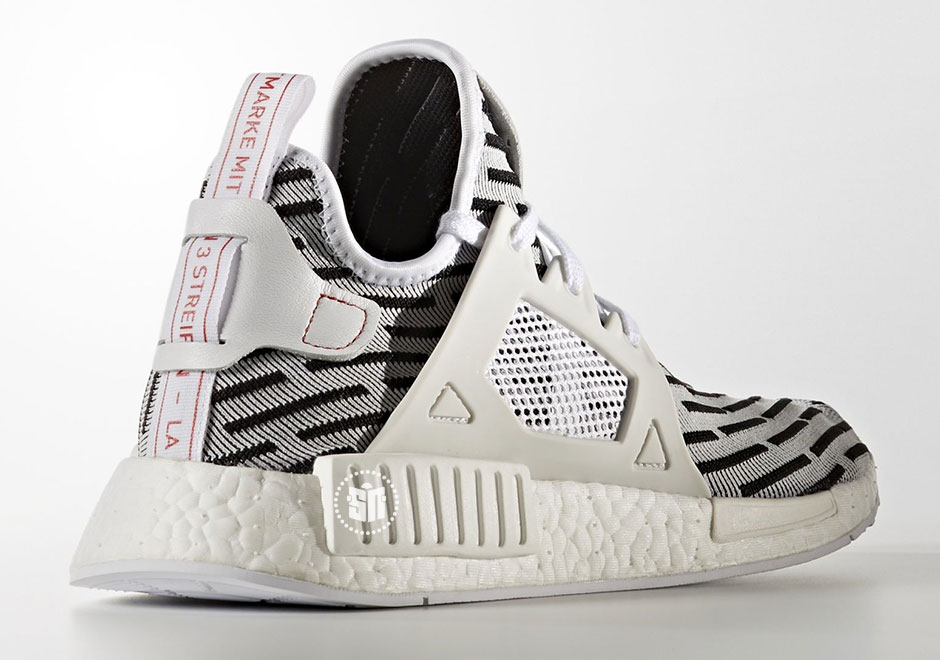 "adidas NMD XR1 ""Zebra"" Release Date: April 2017"