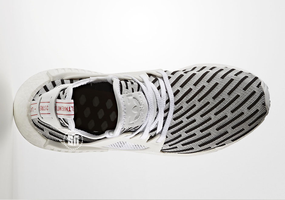 """bba769a3e5bf adidas NMD XR1 """"Zebra"""" Release Date  April 2017. Style Code  BB2911"""