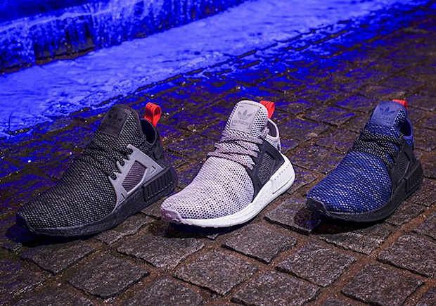 the best attitude 62db1 5d40a Three New adidas NMD XR1 Colorways Drop Exclusively At JD Sports