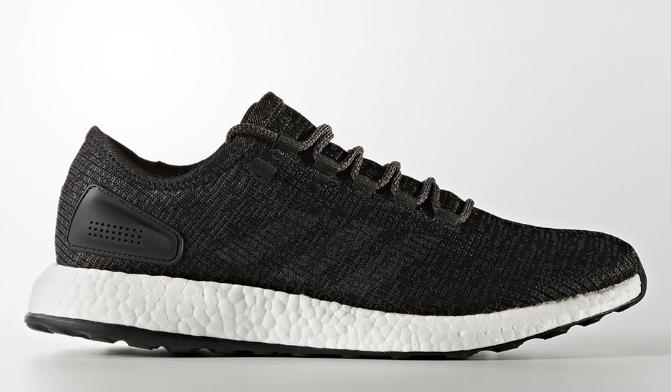 acdb40743 ... Solid Grey Core Black) adidas Pure Boost Available Now 140. Color Core  BlackSolid GreyCore Black Style Code BA8899 .