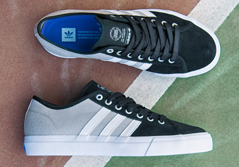 6fb8b2a317c adidas Skateboarding continues its forward momentum with the release of the Matchcourt  RX