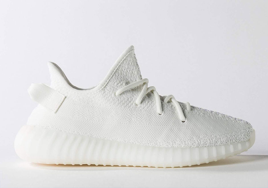 "adidas Yeezy Boost 350 v2 ""Triple White"" Releasing On April 29th 388bd8e52"