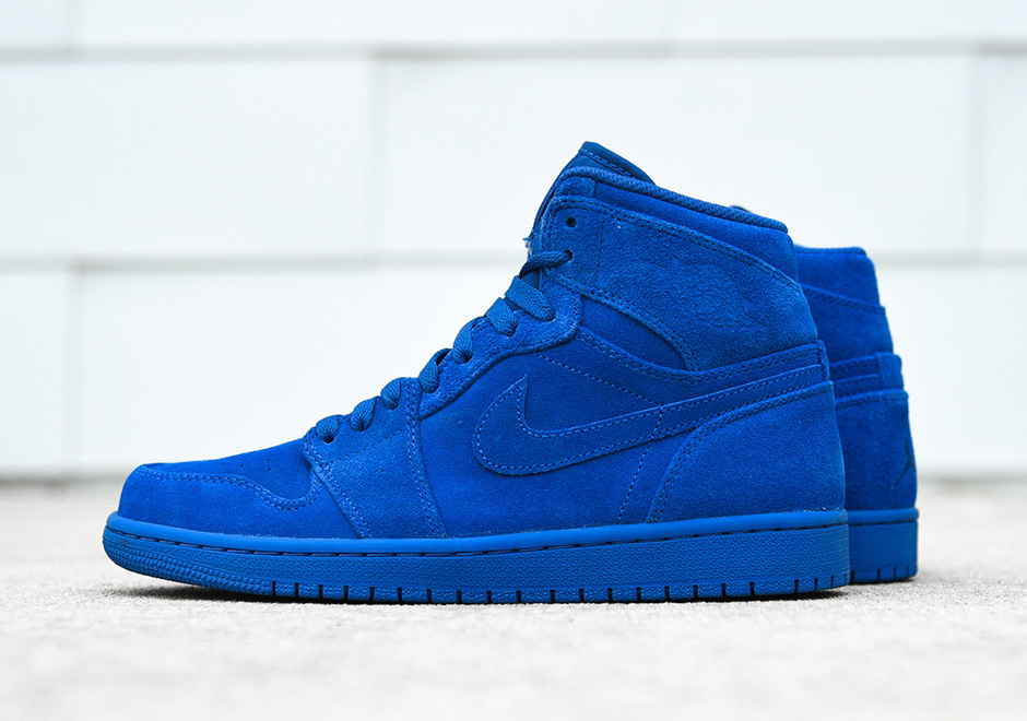 f3935f8ccbb It s already going to be a huge weekend for the Air Jordan 1. Not only is the  Royal 1 returning in remastered form