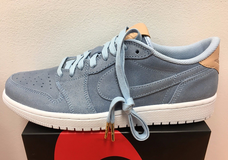 f6e68b9ccd92e4 Air Jordan 1 Low OG Premium Vachetta Tan Pack