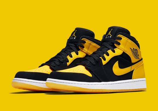 "There's Something New About The Air Jordan 1 Mid ""New Love"" Retro"