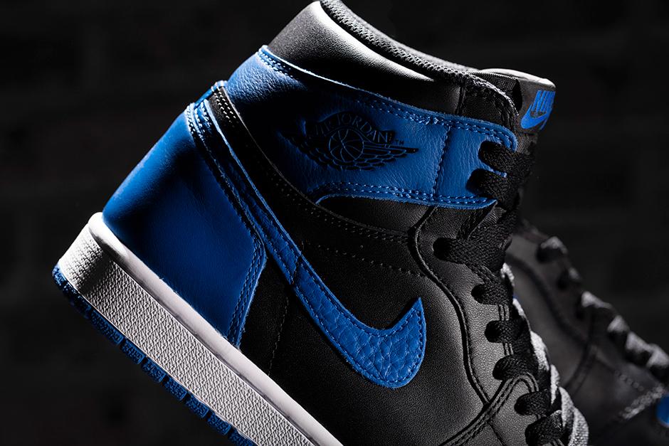big sale d7482 3f738 Air Jordan 1 Royal Release Date 555088-007   SneakerNews.com