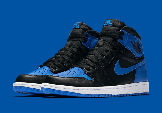 """The Air Jordan 1 """"Royal"""" Is Available Now Through Nike Early Access"""