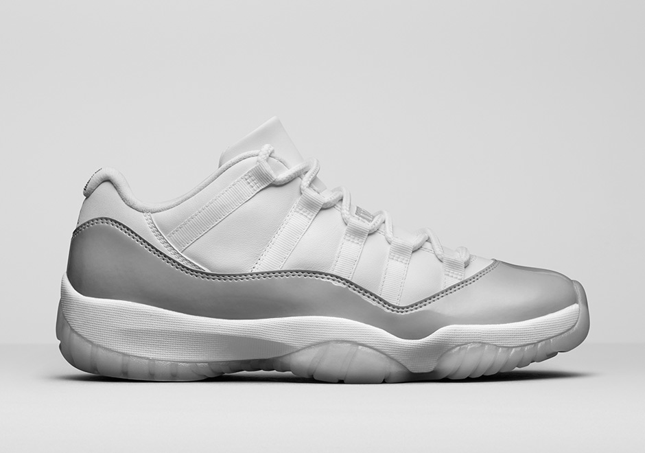 Summertime always signals the return of everyones favorite patent leather  gem in lowtop form in the Jordan 11 Low Not only will we be treated to  the