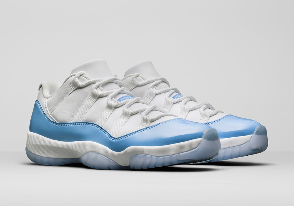 Air Jordan 11 Coloris Initial Caroline