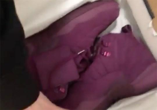 Maroon Color Of PSNY x Air Jordan 12 Revealed