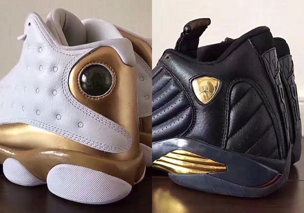 Updated April 20th 2017 The Air Jordan 1314 DMP Defining Moments Pack  releases on June 14th 2017 for 500