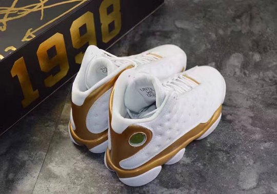"""The Air Jordan 13 DMP Says """"They Can't Win Until We Quit"""""""