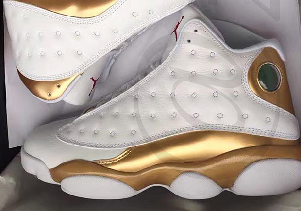 "huge discount 0dae2 8d097 A Closer Look At The Air Jordan 13 ""DMP"""