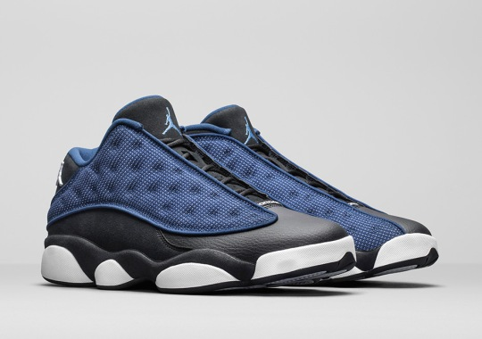 Jordan Brand Brings Back Two Original Air Jordan 13 Low Colorways