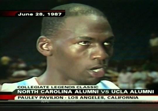 Upcoming Air Jordan 2 Remembers The Legendary UNC vs. UCLA Alumni Game
