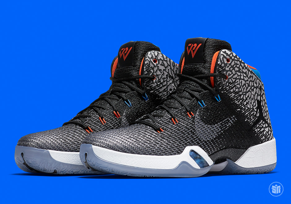 It only took Jordan Brand nearly the full NBA season to release a pair of  Air Jordan XXX1s in honor of the Triple Double king Russell Westbrook.