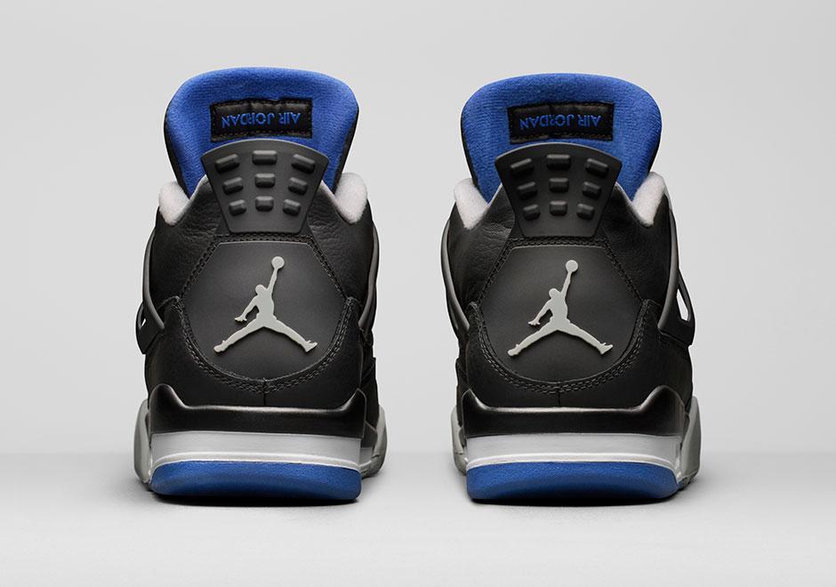 Jordan 4 2017 Retro Collection Official