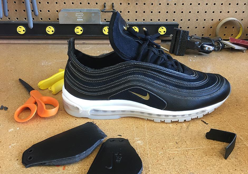 nike air max 97 rt no caviglia personalizzato