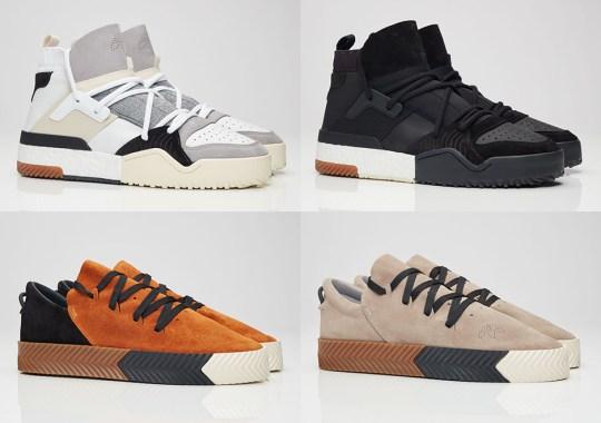 Where To Buy The Alexander Wang x adidas AW BBALL And Skate