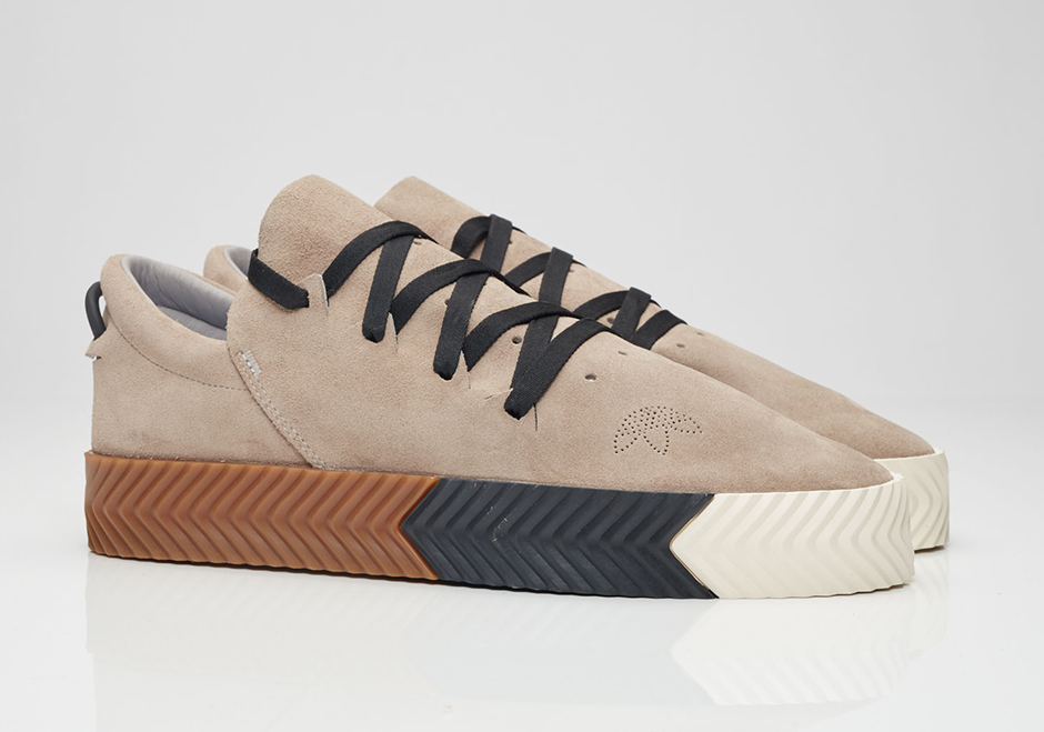ad733966a96 Alexander Wang x adidas AW Skate Release Date  April 1st