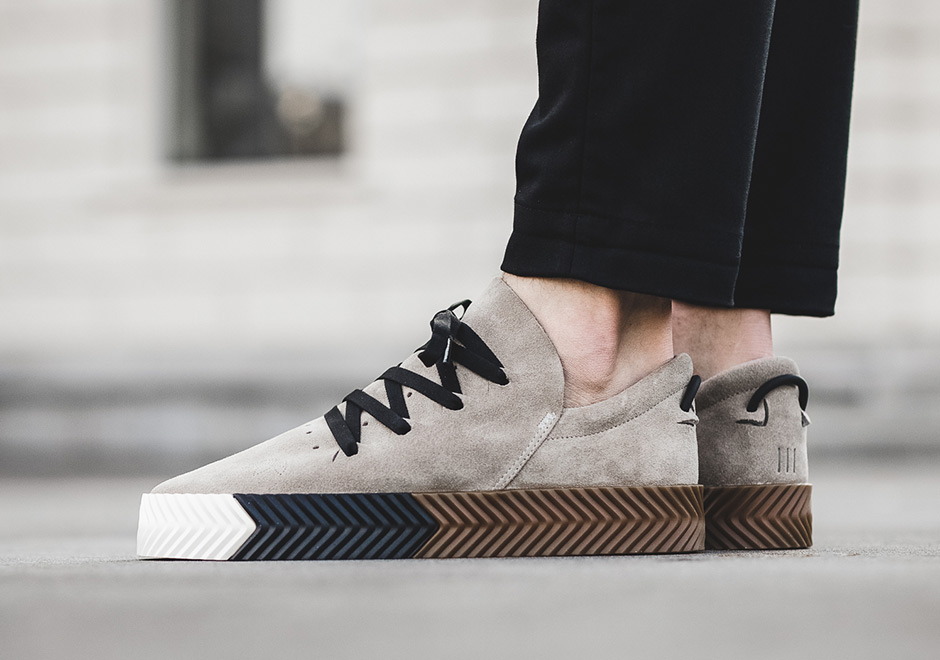 Alexander Wang adidas Originals Skate Shoe |