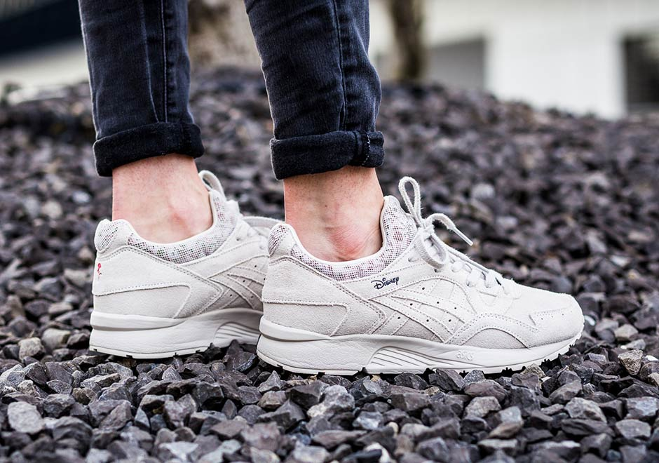 huge selection of 5ebd1 0381d Beauty and the Beast x ASICS Collaboration   SneakerNews.com
