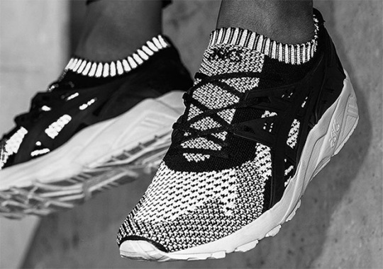 """ASICS GEL-Kayano Trainer Knit """"Reflective"""" Releases This Weekend"""