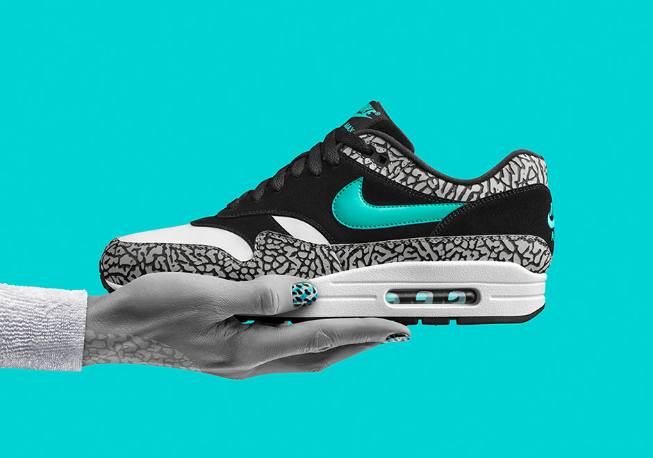 74a86273307420 atmos x Nike Air Max 1 Releases On March 18th In Europe