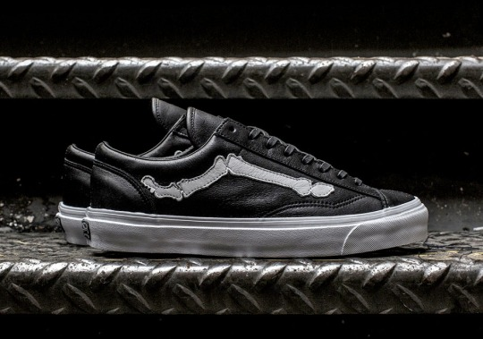 The Bones Are Back On The Next Blends x Vans Collab
