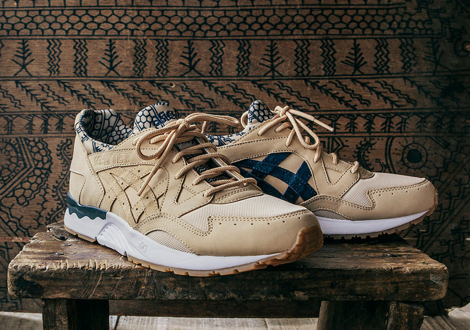 sports shoes 69d54 96d60 Commonwealth Asics GEL Lyte V Kultura Philippines ...