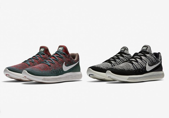 Two New NikeLab LunarEpic Low Flyknit 2 Colorways By Gyakusou Are Available Now