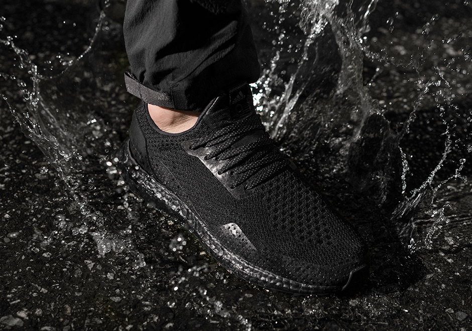 "online retailer 5dfa6 3f494 Haven x adidas Ultra Boost ""Triple Black"" Release Date  April 1st, 2017 ( Haven Exclusive) Global Release Date  April 8th, 2017"