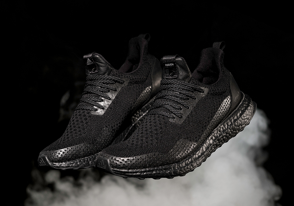 9ff52459 Haven adidas Ultra Boost Triple Black Release Date | SneakerNews.com