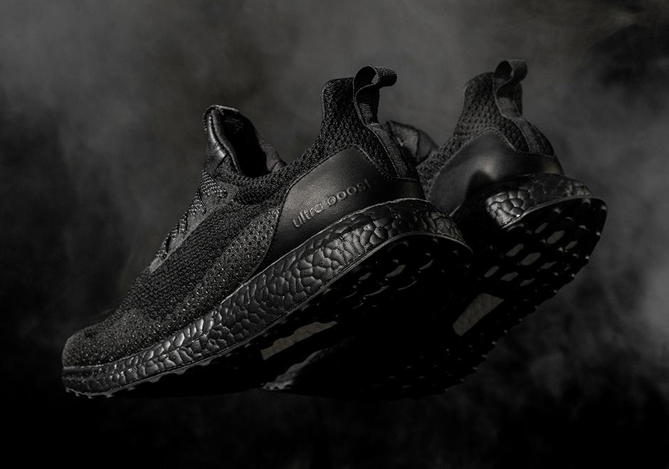 Adidas Spinta Ultra 4.0 Nero Tripla Piedi jloObZMs