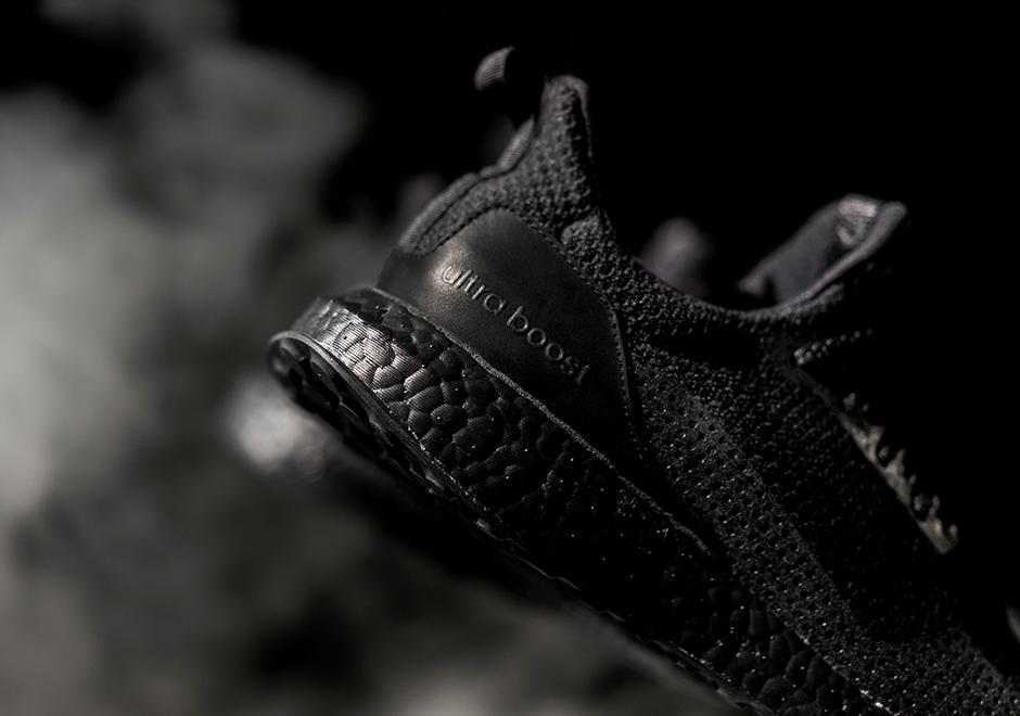 58501883fd792 Haven adidas Ultra Boost Triple Black Release Date