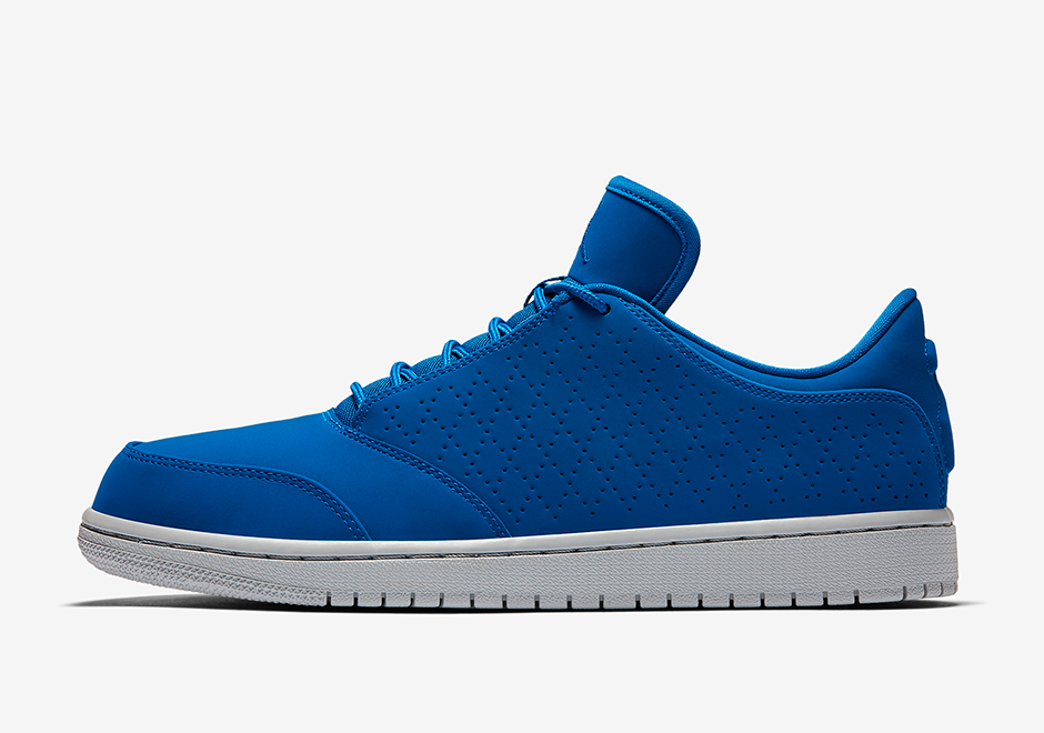 outlet store 468f9 b8ed5 ... 3 Jordan 1 Flight 5 Low colorways have appeared ranging from a Varsity  Royal Cool Grey combination to simple Red and Black options with white  bottoms.