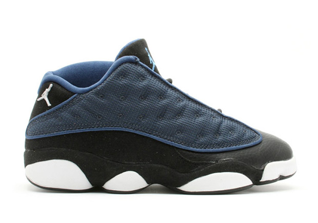"We already know that the Air Jordan 13 Low ""Chutney"" is releasing this  year, but you'll be pleased to know that its fellow OG Low-top 13, the Navy  Blue ..."