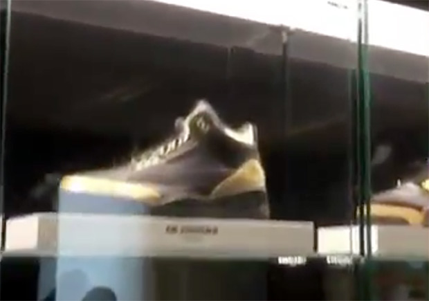 """A Full Air Jordan Retro """"WINGS"""" Collection Is On Display At The Nike HQ"""
