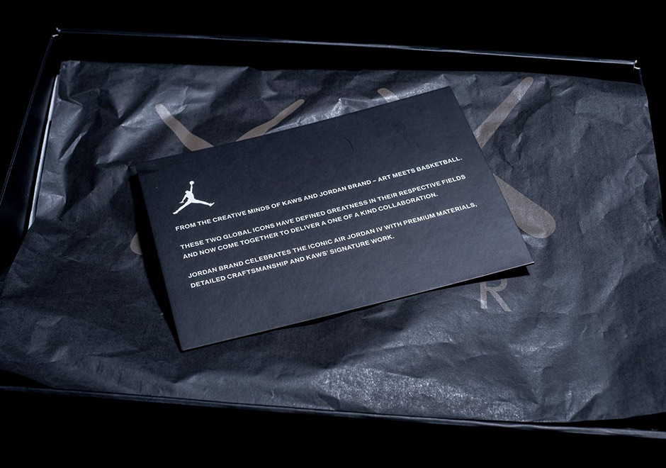 wholesale dealer b4177 dbee9 What Is The Jordan 4 KAWS? | SneakerNews.Com