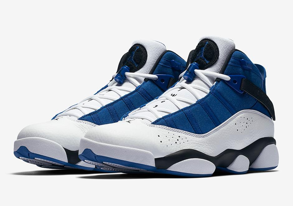 Jordan Six Rings Spring 2017 Releases | SneakerNews.com