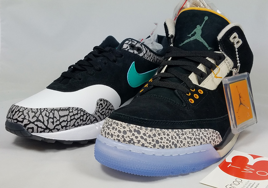 "415b21ff566 The Jordan x Max ""Atmos"" Pack Releases On Air Max Day"