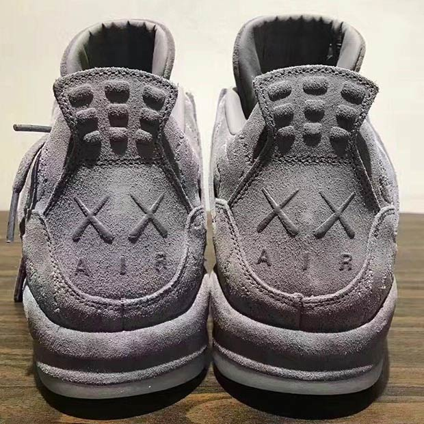 best loved efa2b 4f7c1 KAWS Air Jordan 4 Sample on eBay | SneakerNews.com