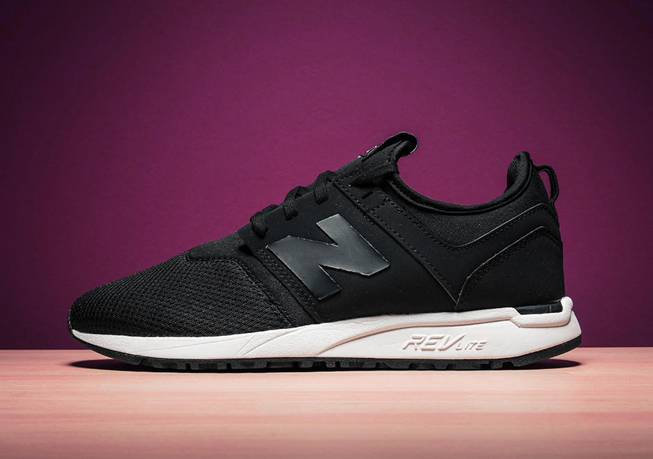 new balance 247 womens red
