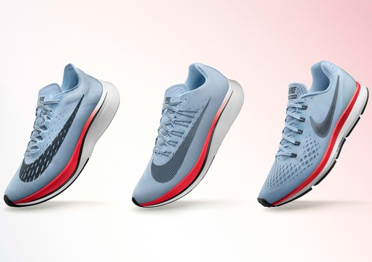 Nike Running Introduces A New Era Of Speed With 3 New Models