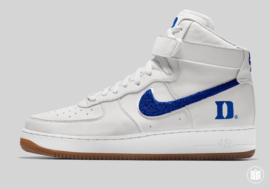 44cd3fa8ce7ef NIKEiD College Team Options Air Force 1   Dunk