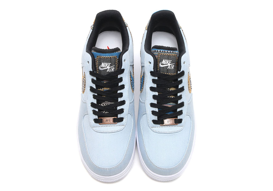 Armory 1 Blue Air Force 718152 Nike Low 407 exBoCWrd